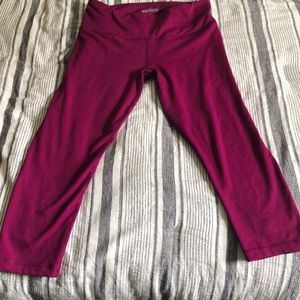 Yoga crop pants
